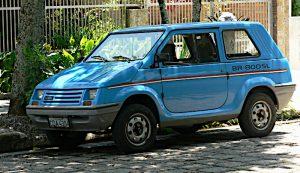 Foto van auto van het merk Gurgel