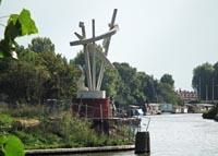 Foto van beeld in Parkhaven