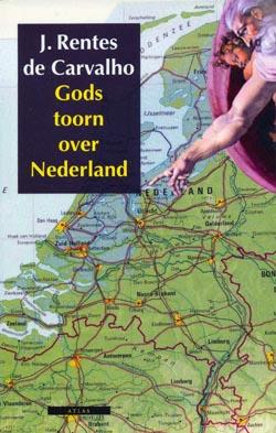 Omslag boek Gods toorn over Nederland