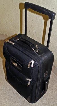 Foto handkoffer