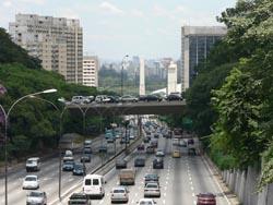 Verkeer in São Paulo