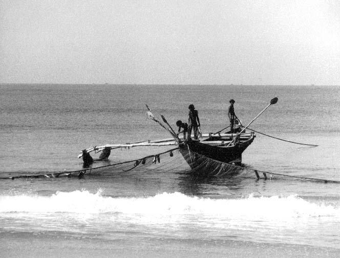 Vissers Goa, India, 1977