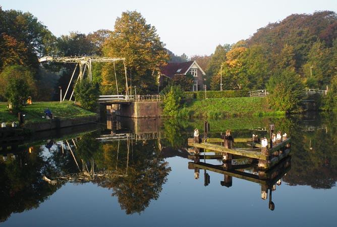 Foto Merwedekanaal Utrecht