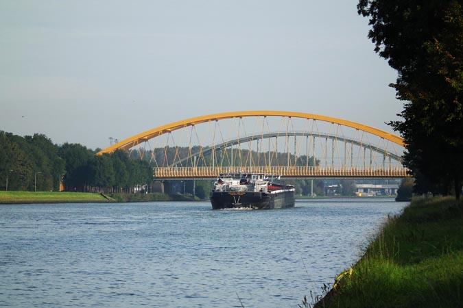 Foto Amsterdam-Rijnkanaal Utrecht