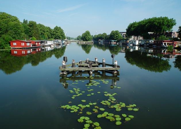 Foto Merwedeekanaal Utrecht
