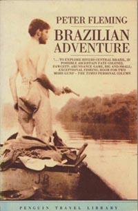 Omslag boek 'Brazilian adventure'