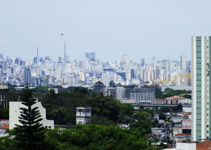 Foto skyline São Paulo