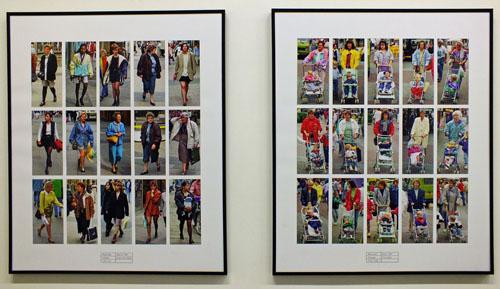 Straatfoto's van Hans Eijkelboom