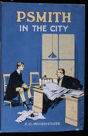 Omslag boek Psmith in The City