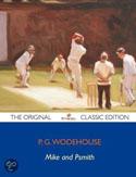 Omslag boek met beeld van cricketmatch