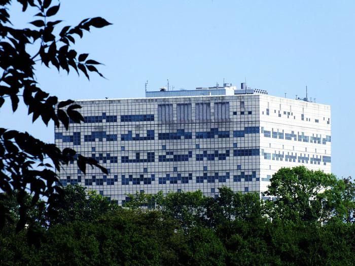 Foto van gebouw op De Uithof (Utrecht)