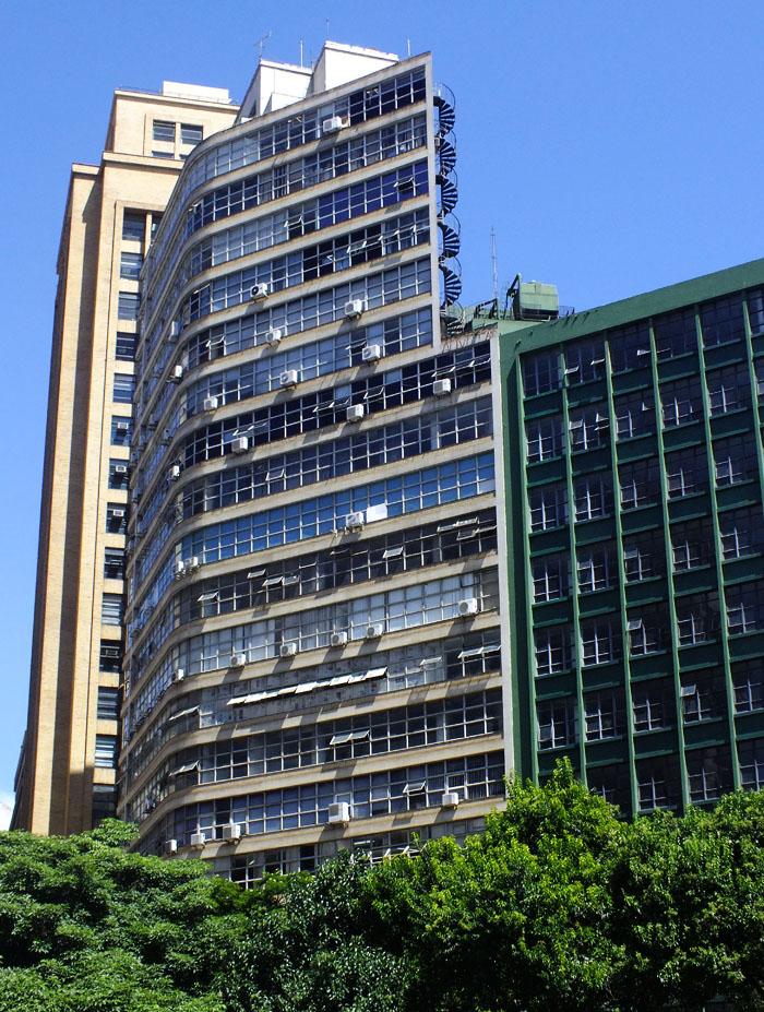 Foto van torenflats in São Paulo
