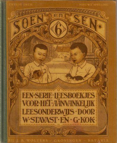 Leesboekje over Soen en Sen