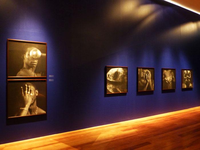 Foto van fototentoonstelling
