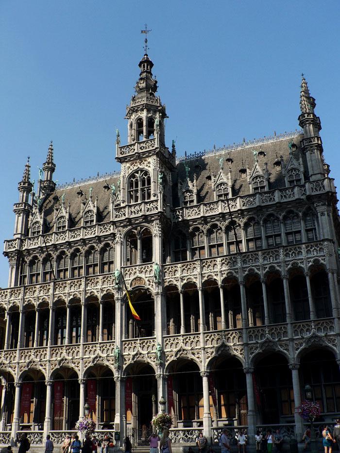 Foto van statig gebouw