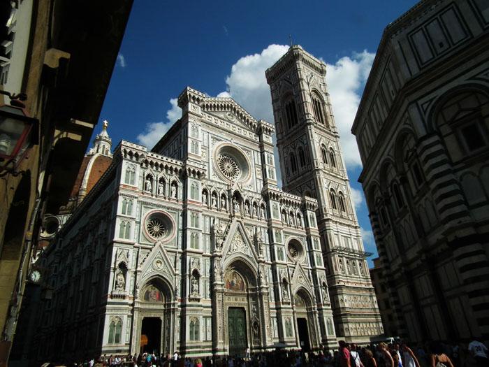 Foto van de kathedraal van Florence