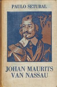 Omslag boek Johan Maurits van Nassau