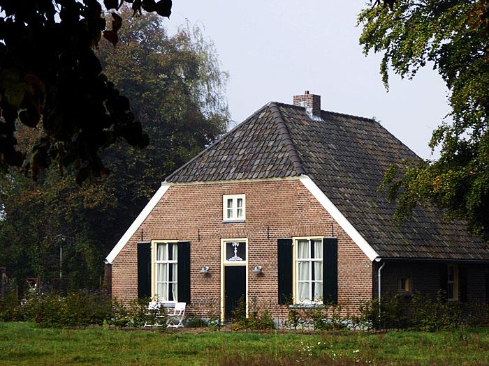 Foto van voormalige boerderij in Doetinchem