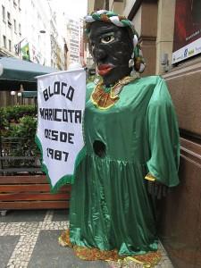 Foto van carnavalspop