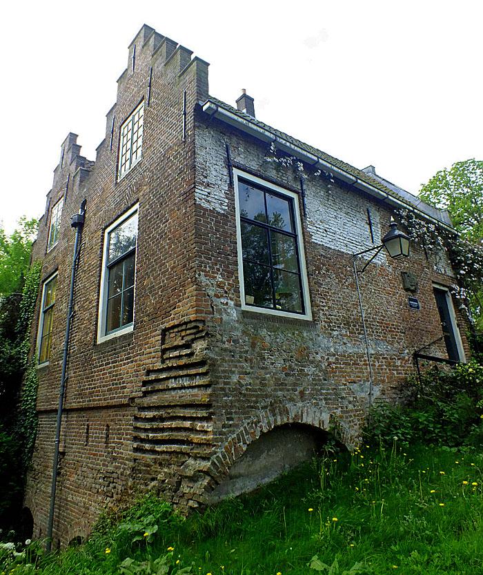 Foto van oud huis