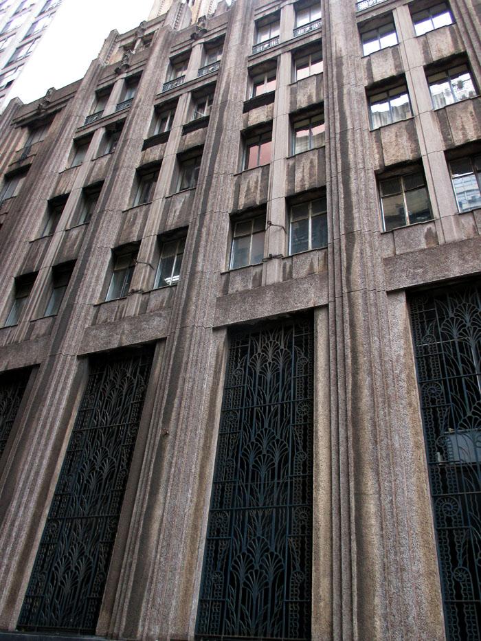 Foto van pompeus gebouw