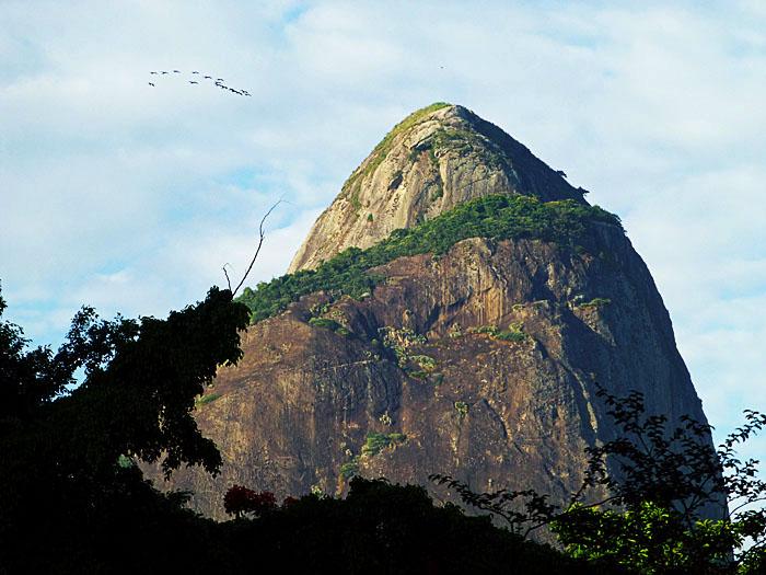 Foto van berg