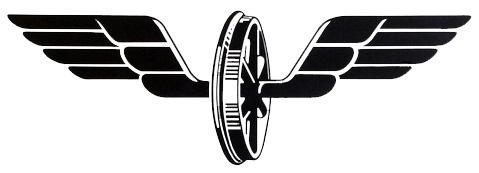 Gevleugeld wiel (logo NS)
