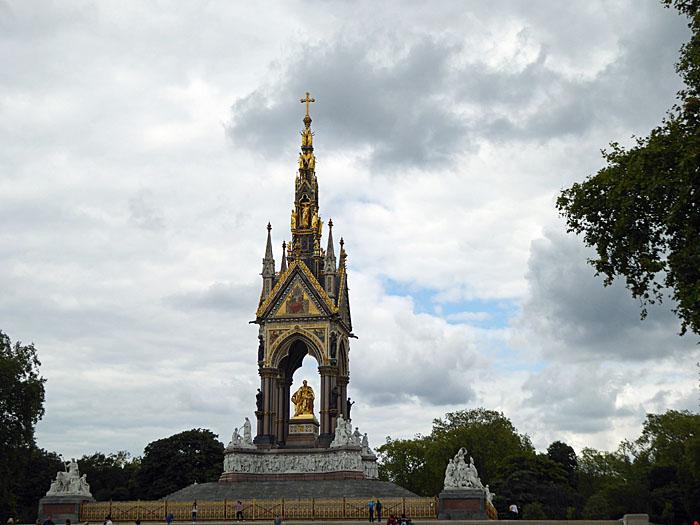 Foto van Albert Memorial