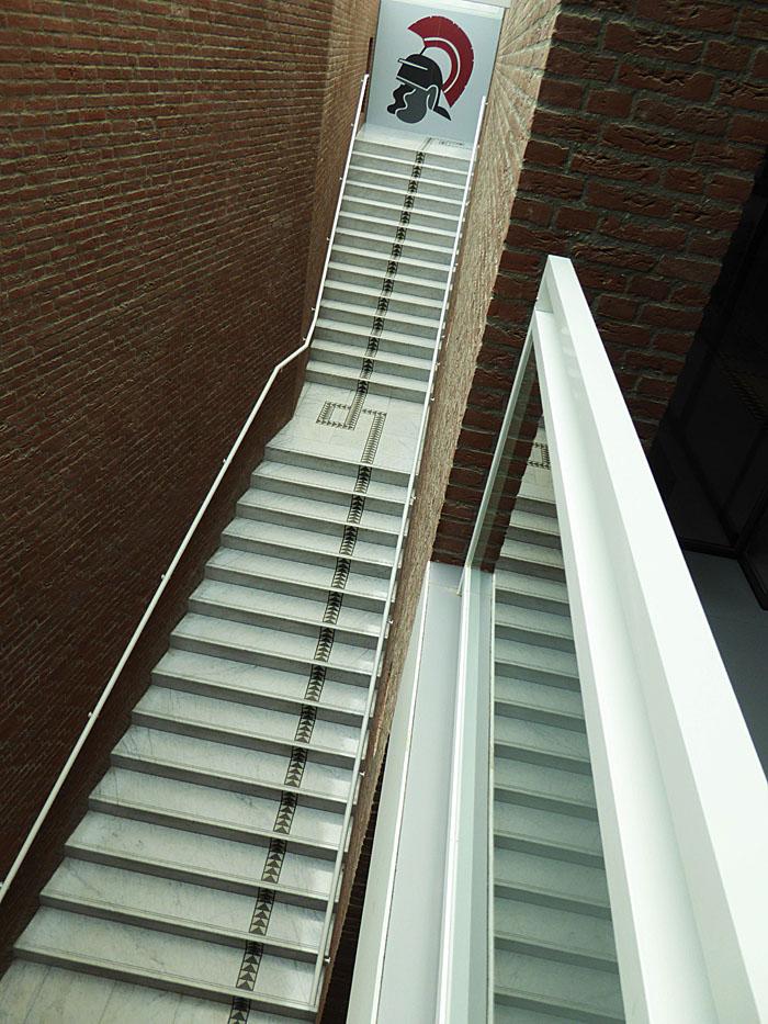 Foto van trap