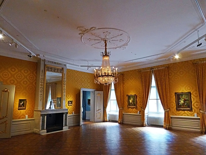 Foto van grote kamer / zaal