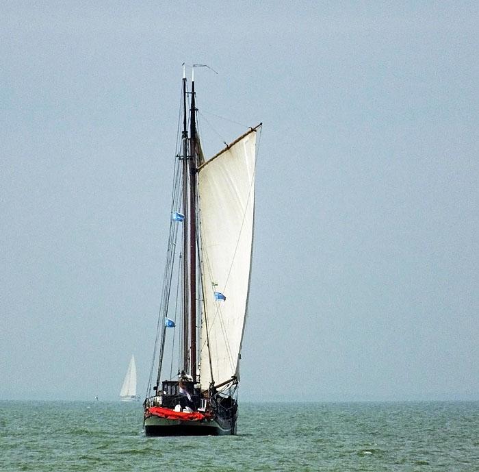 Foto van zeilboot