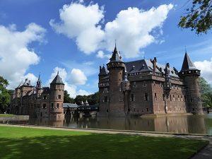 Foto van kasteel