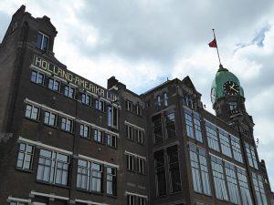 Foto van gebouw van Holland-Amerika Lijn