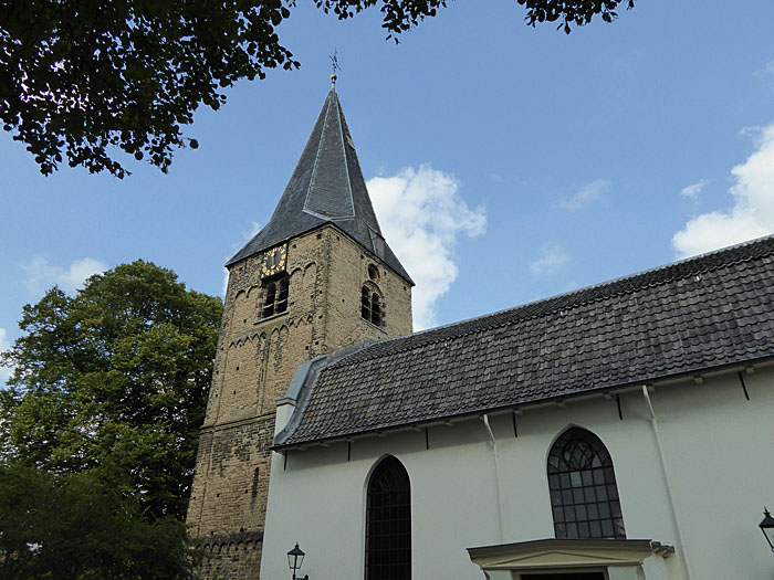 Foto van kerk