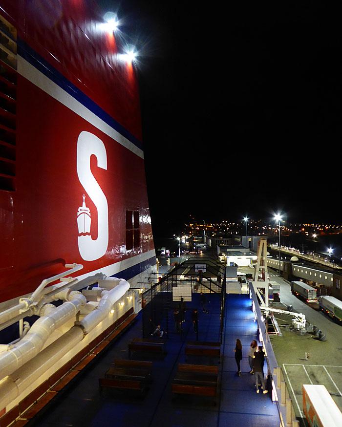 Foto van deel schip