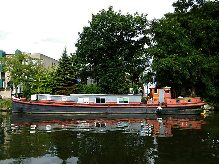 Foto van boot