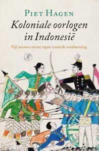 Omlag van boek Koloniale oorlogen in Indonesië