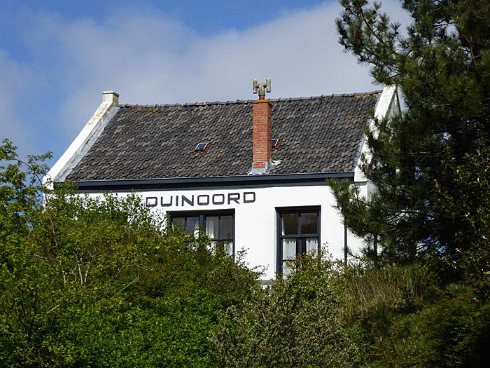 Foto van wit huis 'Duinoord'