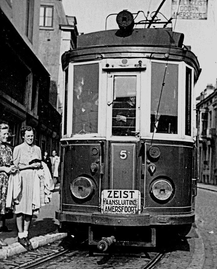 Foto van tram