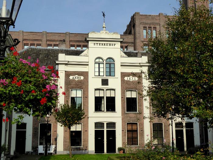Foto van monumentaal gebouw