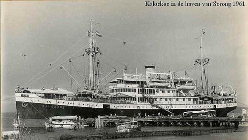 Foto KPM-ship Kaloekoe