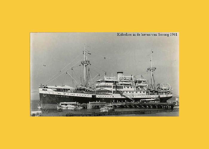 Foto van schip