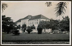 Foto van schoolgebouw
