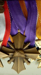 Foto van onderscheidingsteken