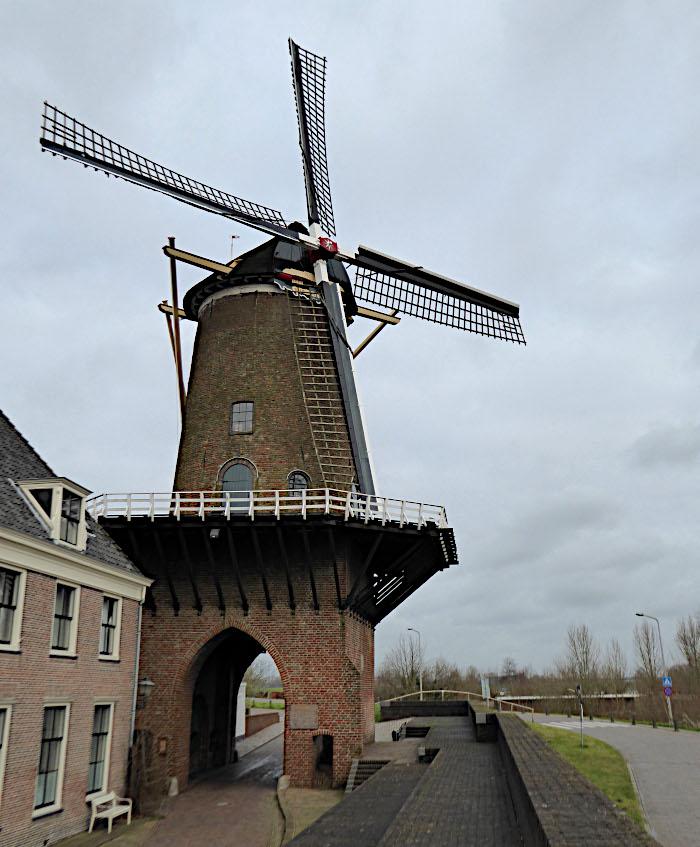 Foto van molen