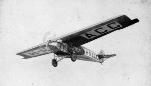 Foto van Fokker F-VII