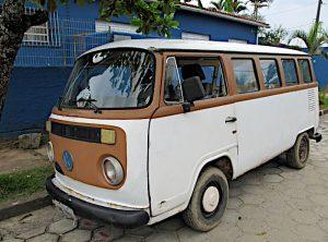 Foto van Volkswagen Kombi