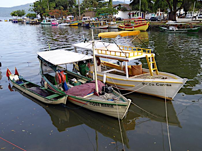 Foto van kleine bootjes