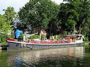 Foto van hele boot 't Majeur