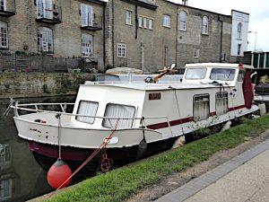 Foto van boot Leiderdorp